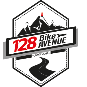 Logo 128 bike avenue
